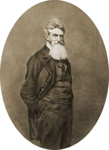 Portrait of John Brown in 1859
