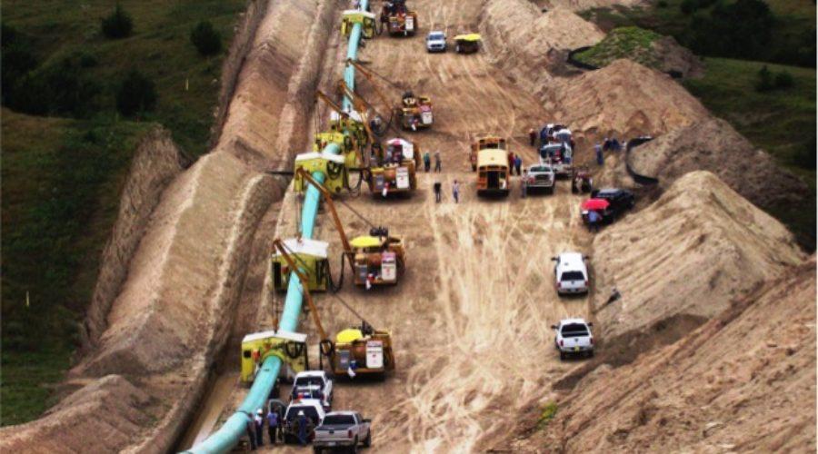 Atlantic Coast Pipeline: Mayhem of Construction