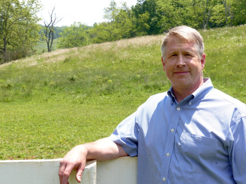 Nordstrom recommends fencing cattle out of streams for biosecurity.