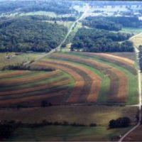 Contour Farming: One of the Simplest & Most Effective BMPs (JMU Students)