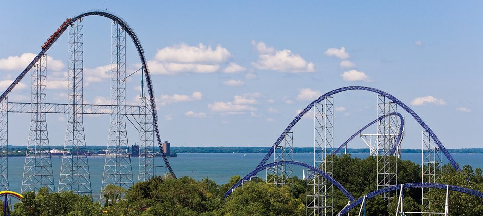 Chesapeake Lessons for the roller coaster capital