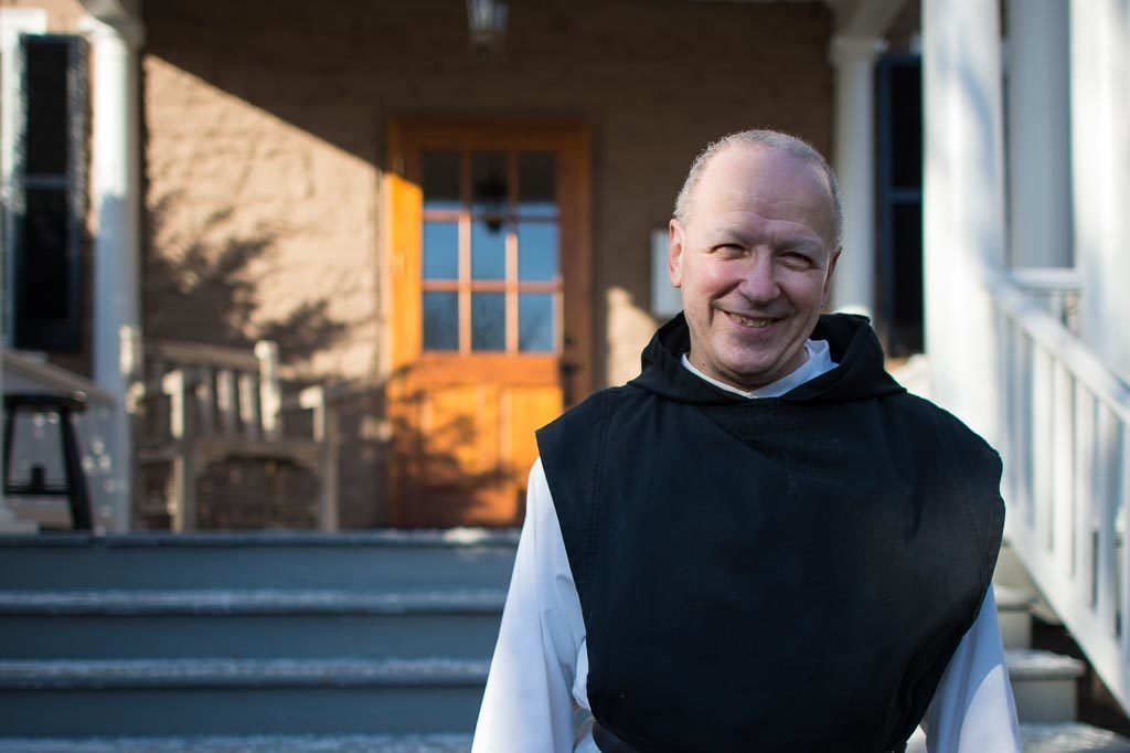 Sustainability leader, Father James
