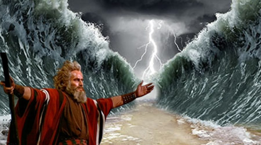 Dominion Cannot Part the Waters Like Moses