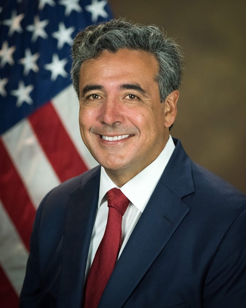 Solicitor General Noel Francisco.