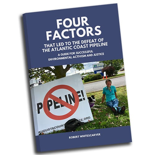 Four Factors That Led to the Defeat of the Atlantic Coast Pipeline Book