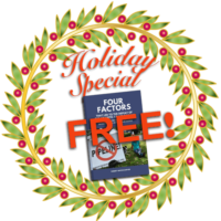 Four Factors book free when you purchase Swoope Almanac