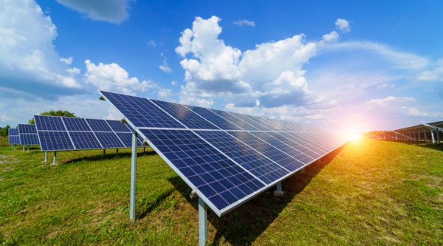 Utility Scale Solar on Farmland?