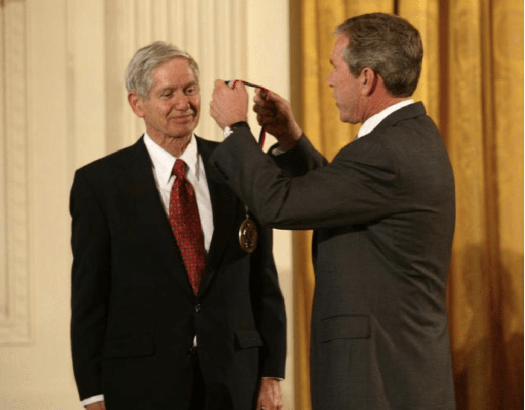 Medal of Science awarded to David Keeling